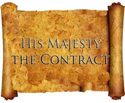 His Majesty the Contract